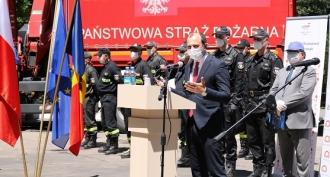 Noi ajutoare din partea Poloniei