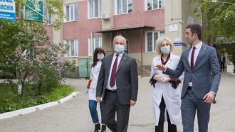 Igor Dodon: Nu uitați să purtați măștile în locurile publice