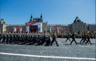 Fiecare al doilea cetățean apreciază pozitiv participarea militarelor moldoveni la Parada din Piața Roșie