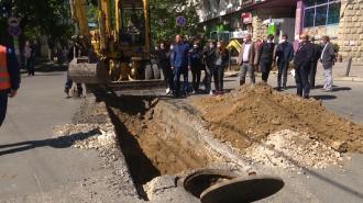 Încă trei străzi vor fi reparate în Capitală
