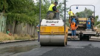 START lucrărilor de reparație a drumurilor. De mâine țara se transformă în șantier