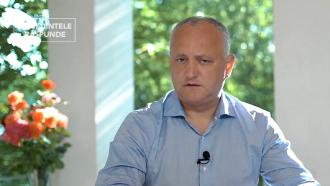 Igor Dodon despre elicopterele de la Criuleni: Poate ar fi cazul să le permitem legal să lucreze