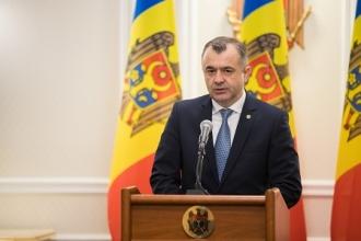 Ion Chicu: Sper că fracțiunea PAS nu va boicota ședința de astăzi a Parlamentului