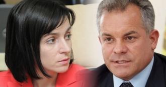 Igor Dodon: Plahotniuc o folosește pe Maia Sandu pentru a scăpa de răspunderea penală și de extrădarea din SUA