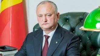 Igor Dodon: Mă voi ocupa de agenda pe care o vor oamenii, salarii și pensii, și să fugărim bandiții din Parlament
