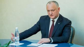 Igor Dodon: Moldova are nevoie de un model prezidenţial de guvernare a ţării