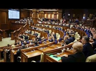 Ion Chicu spune că actualul Parlament s-a discreditat și trebuie să plece