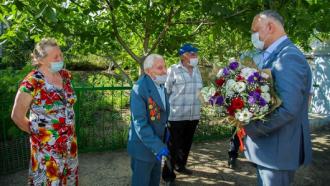 Igor Dodon: Este cea mai mare satisfacție când vezi în ochii oamenilor bucurie și că președintele a venit la ei personal