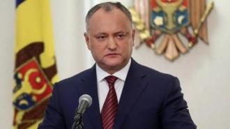 Președintele exclude la această etapă varianta demisiei Guvernului Ion Chicu