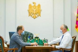 Igor Dodon: Este o premieră când Președinția, Guvernul și Primăria Chișinău acționează la unison pentru interesele locuitorilor Capitalei