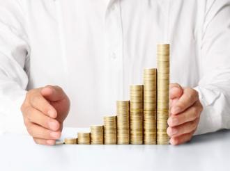 Salariul mediu a crescut cu 57%, din 2016