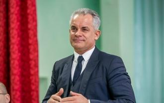 Stoianoglo a prezentat SCHEMA furtului miliardului: Beneficiarul tuturor tranzacțiilor era nimeni altul decât Vladimir Plahotniuc