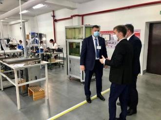 Investiţii germane în industrie