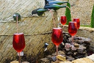 Pregătiri pentru Ziua vinului