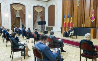 Igor Dodon: Am o comunicare foarte bună cu toți ambasadorii acreditați la Chișinău, inclusiv cu ambasadorul SUA