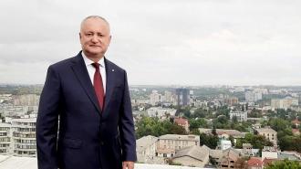 Mesajul lui Igor Dodon după ce CEC l-a înregistrat în cursa electorală