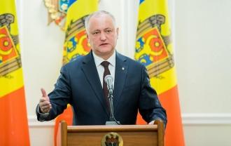 Igor Dodon: Ne propunem să aducem relațiile economice moldo-ruse la un nivel mai avansat