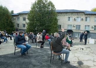 Igor Dodon a discutat cu angajații ZAL din Chișinău