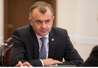 Ion Chicu a avut o ședință de lucru cu primarii din raionul Nisporeni
