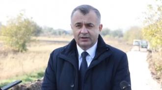 Ion Chicu le-a cerut companiilor care repară drumurilor în raionul Glodeni să mobilizeze echipe suplimentare