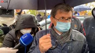 Deputatul Vlad Batrîncea a sesizat PG despre acțiunile deputatului PAS, Igor Grosu, la Varnița
