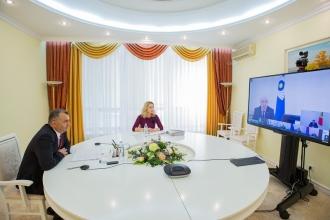 Ion Chicu, la reuniunea premierilor statelor membre ale CSI: Pandemia a scos la iveală necesitatea dezvoltării sectorului IT