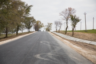 300 de kilometri de drumuri bune