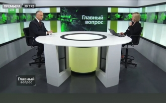 Igor Dodon a comentat felicitările transmise de Vladimir Putin și Patriarhul Kiril președintelui ales Maia Sandu