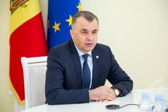 Moldova primește bani de la UE în baza unui acord semnat cu Guvernul Chicu