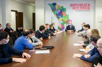 Fracțiunea parlamentară a PSRM și-a stabilit prioritățile pentru următoarele ședințe ale Legislativului