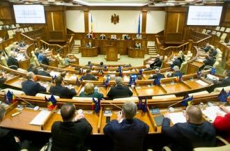 Deputații PAS se gândesc la PR prin studiourile TV în loc de munca în Parlament