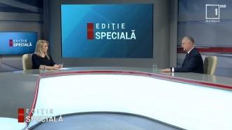 DODON: Decizia de demisie a Guvernului Chicu a fost discutată imediat după alegerile prezidențiale