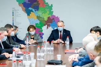Igor Dodon: PSRM este o echipă consolidată