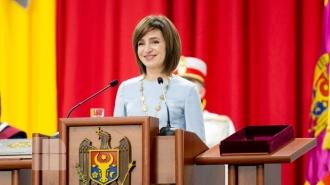 Secretarul General PAS: Investirea Maiei Sandu a costat 110 mii lei