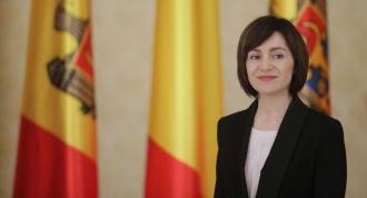 Sandu s-a pronunțat pentru construcția Hidrocentralei de la Novodnestrovsk, care poate lăsa Capitala Moldovei fără apă
