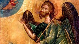 Igor Dodon le-a urat la mulți ani tuturor celor care poartă numele Sfântului Ioan Botezătorul!