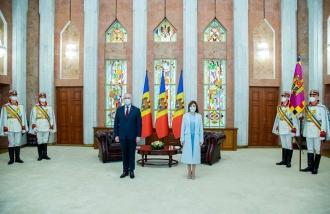 Sondaj: Cei mai mulți moldoveni au încredere în Maia Sandu și Igor Dodon