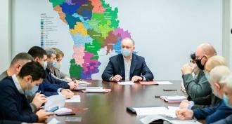 Agenda parlamentară și criza politică, subiecte discutate de Igor Dodon cu deputații PSRM