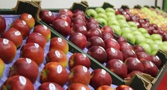 Cerere mare pentru mere și struguri