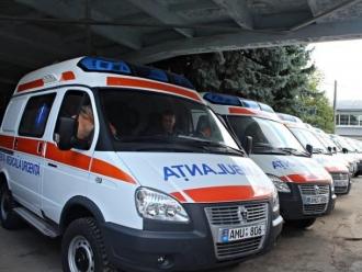 Moldova are 20 de ambulanțe noi