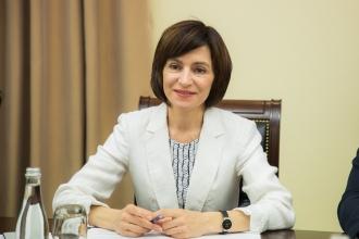 Maia Sandu, ignorată de către subalternii de la Președinție: Am aflat din presă despre achizițiile de flori și covoare