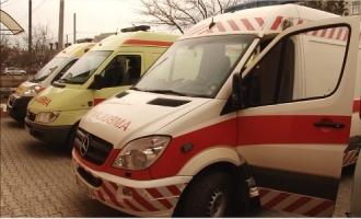 Încă 21 de ambulanțe noi