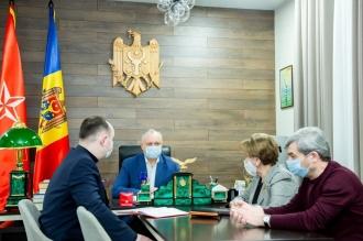 PSRM cheamă partidele parlamentare la dialog, pentru a identifica o soluție privind depășirea crizei politice