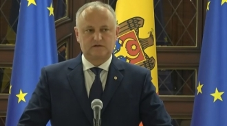 Cum a comentat Igor Dodon anunțul făcut de Mariana Durleșteanu
