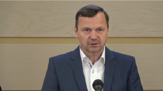 Vasile Năstase: să desfășori alegeri când deja familii întregi mor de COVID, este o crimă