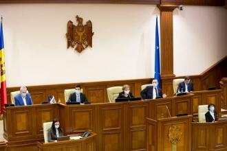 Noua majoritate parlamentară o invită pe Maia Sandu la consultări