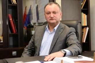 Igor Dodon, despre Golovatiuc: Este o candidatură destoinică!