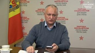 Igor Dodon, despre retragerea lui Durleșteanu: O operațiune specială, un joc pe sub masă, o acțiune calculată