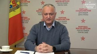 Ce spune Igor Dodon despre cei doi candidați la funcția de premier: Igor Grosu și Vladimir Golovatiuc