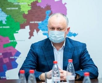 Igor Dodon cere amânarea alegerilor din Găgăuzia: Problema numărul unu este lupta cu pandemia
